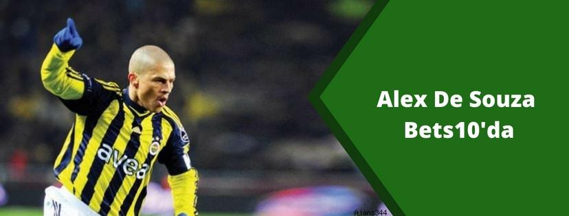 Alex de Souza Bets10'da