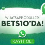 Bets10 Whatsapp Bonusu